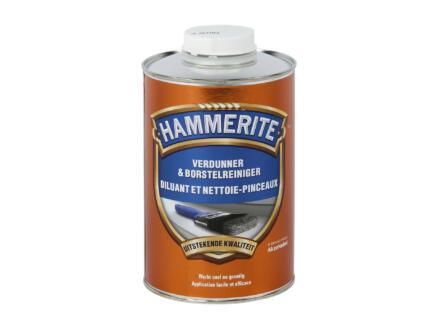 Hammerite verdunner & borstelreiniger 1l