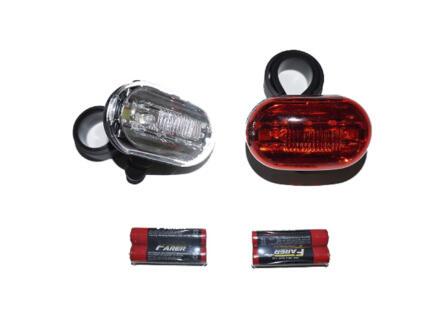 Maxxus verlichtingsset LED 2 stuks