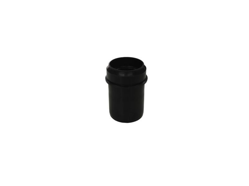 Scala verloopstuk MF 50mm/40mm polypropyleen zwart