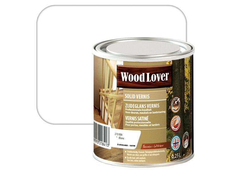 Wood Lover vernis 0,25l blanc #270
