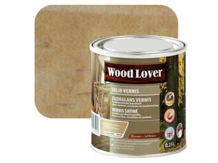Wood Lover vernis 0,25l chêne moyen #274