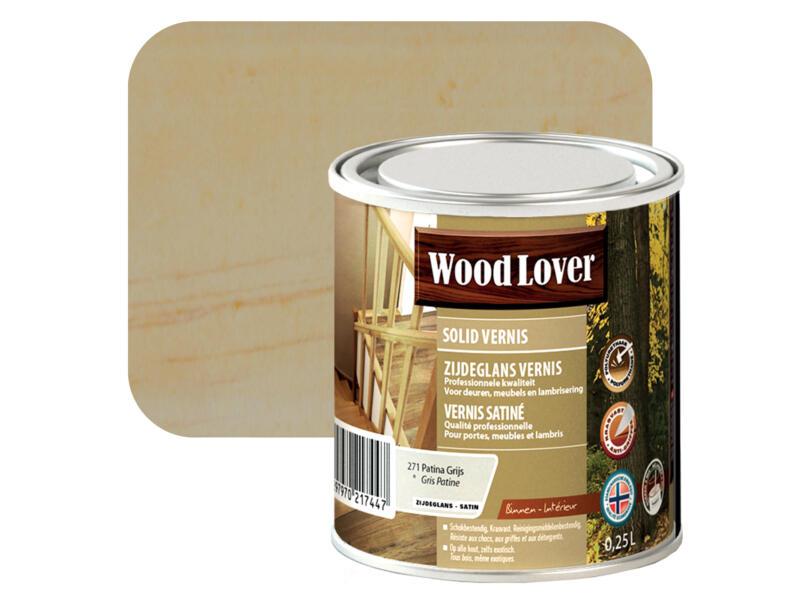 Wood Lover vernis 0,25l gris patine #271