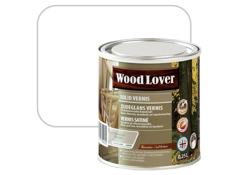 Wood Lover vernis 0,25l kleurloos