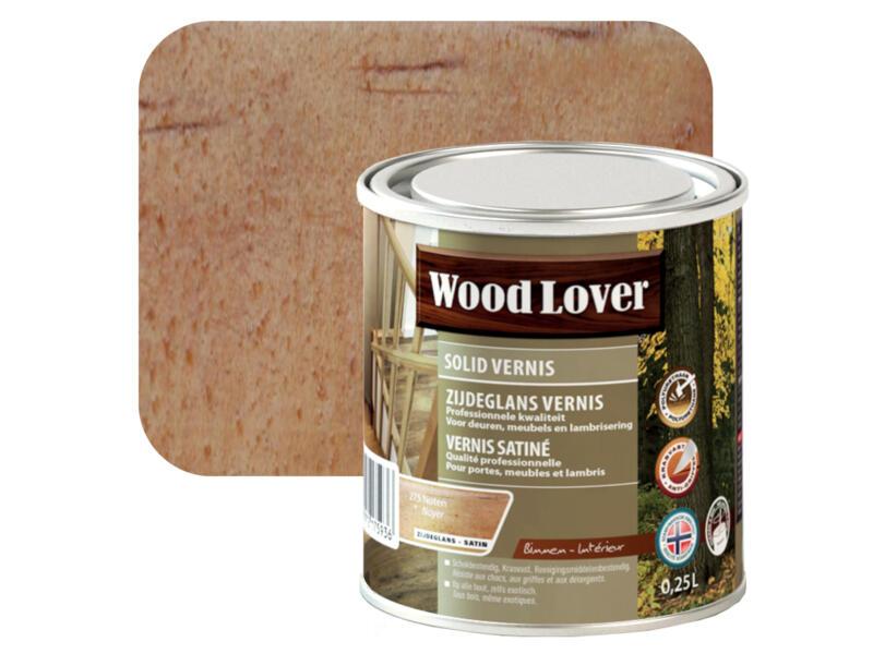Wood Lover vernis 0,25l noten #275