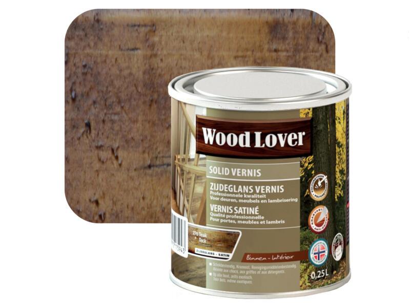 Wood Lover vernis 0,25l teck #276