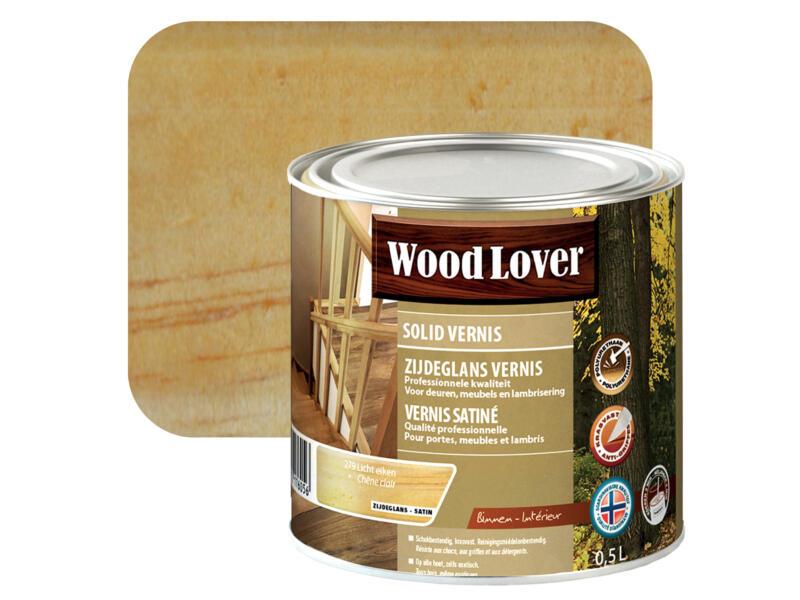 Wood Lover vernis 0,5l chêne clair #279