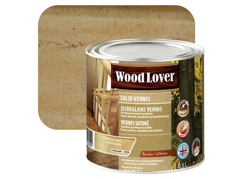 Wood Lover vernis 0,5l midden eiken #274
