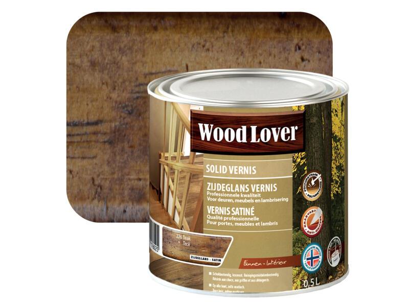 Wood Lover vernis 0,5l teck #276