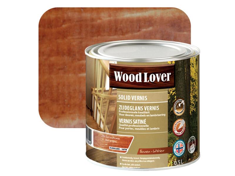 Wood Lover vernis 0,5l vieil acajou #278