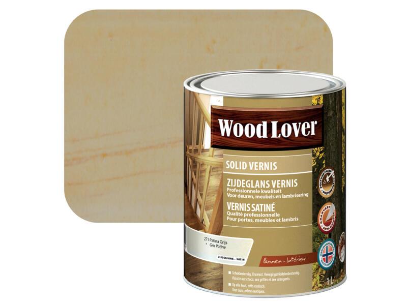 Wood Lover vernis 1l gris patine #271