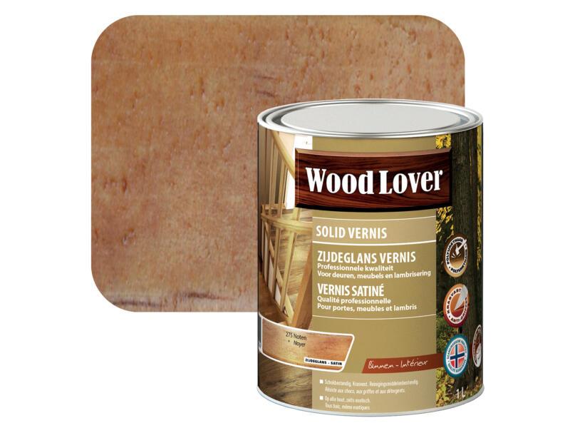 Wood Lover vernis 1l noyer #275