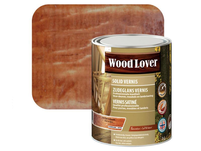Wood Lover vernis 1l oud mahonie #278