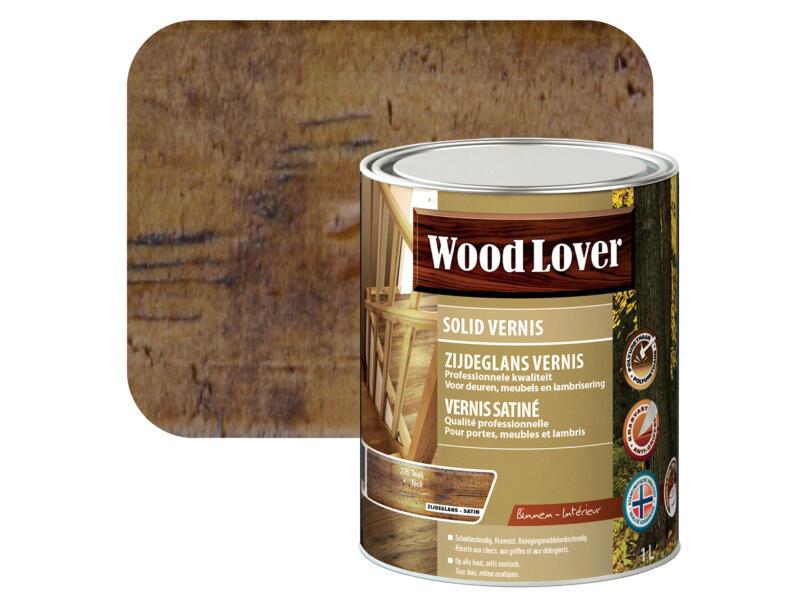 Wood Lover vernis 1l teak #276