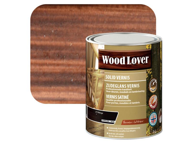 Wood Lover vernis 1l wenge #272