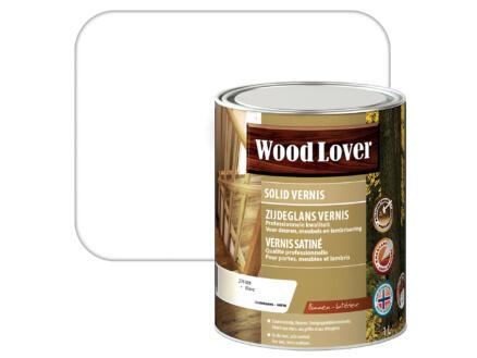 Wood Lover vernis 1l wit #270