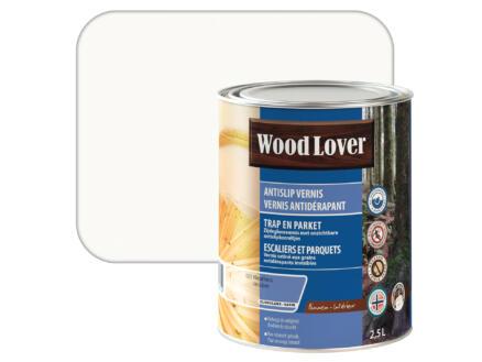 Wood Lover vernis antislip 2,5l naturel #350