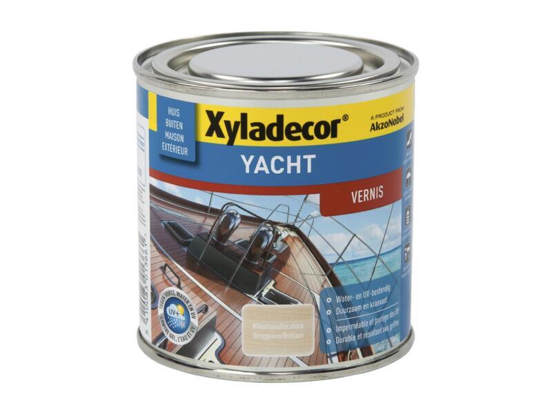 Xyladecor vernis bateau extra imperméable brillant 0,25l incolore