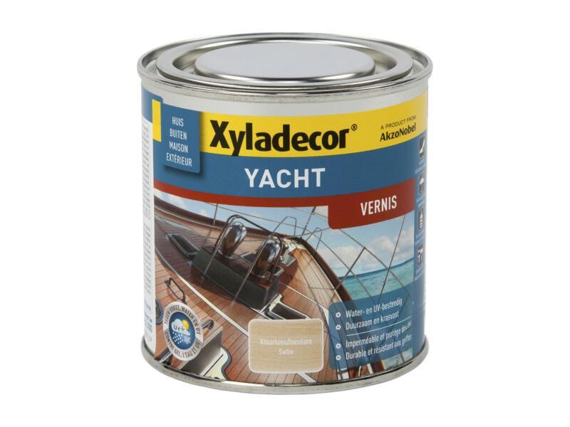Xyladecor vernis bateau extra imperméable satin 0,25l incolore
