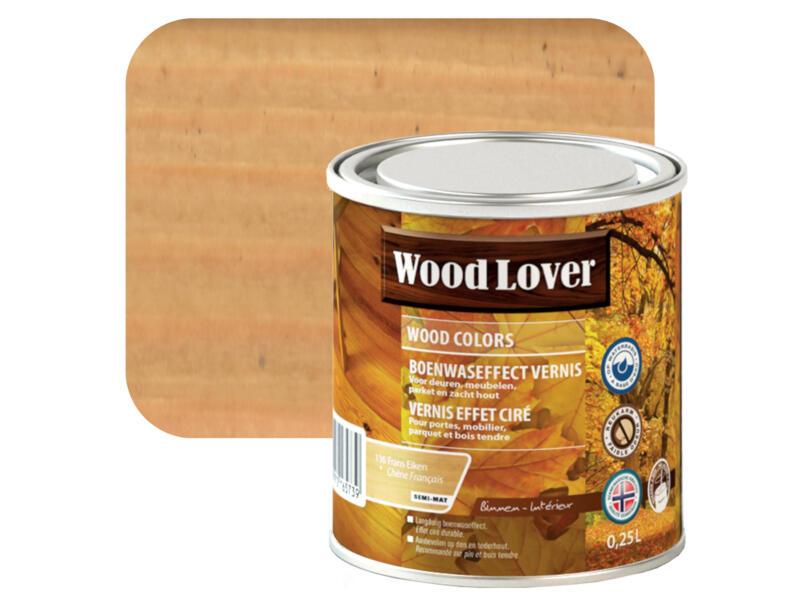 Wood Lover vernis boenwaseffect 0,25l Frans eiken #136