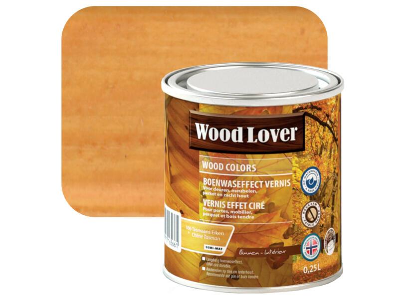Wood Lover vernis boenwaseffect 0,25l Tasmaans eiken #103