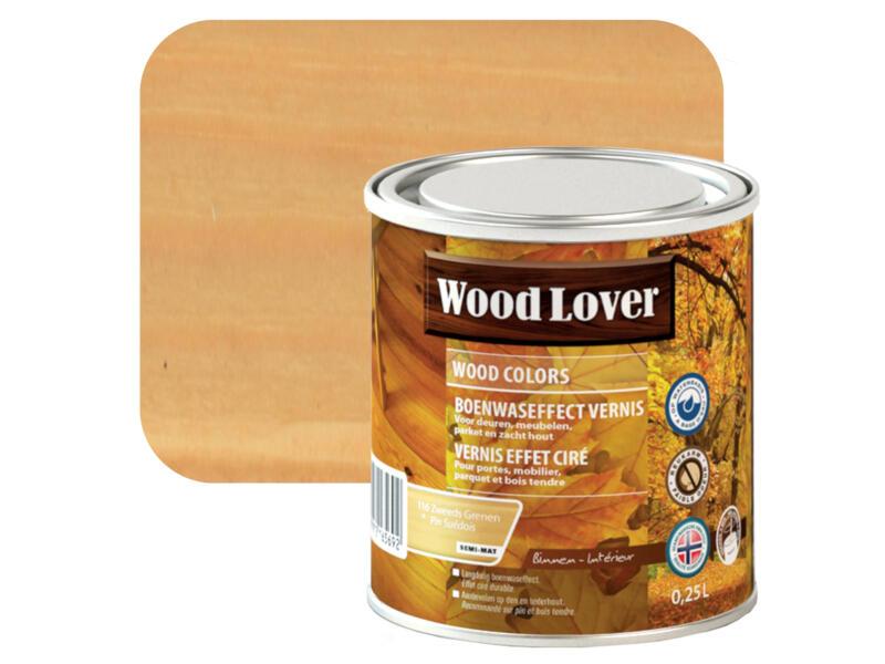 Wood Lover vernis boenwaseffect 0,25l Zweeds grenen #116