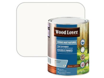 Wood Lover vernis mat 0,75l kleurloos