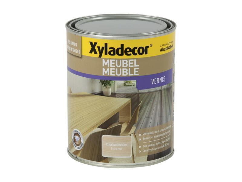 Xyladecor vernis meuble à séchage rapide mat 1l incolore