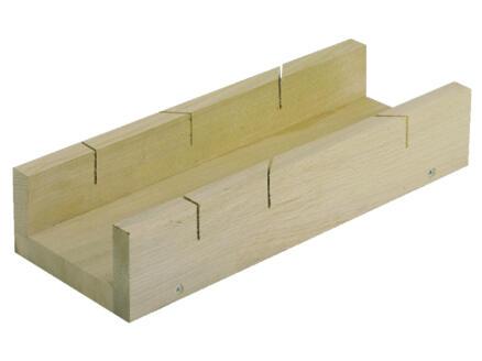 Toolland verstekbak 30x5,5x3,8 cm hout