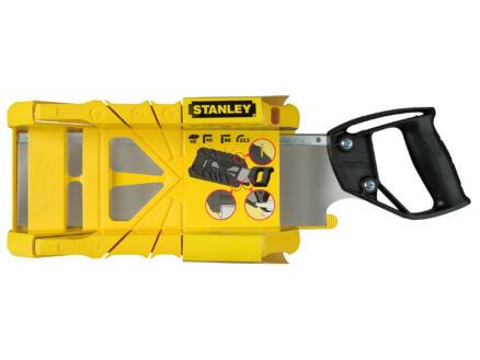 Stanley verstekbak 350 mm met kapzaag