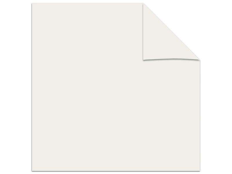 Decosol verticale lamellen verduisterend 89mm 200x250 cm wit