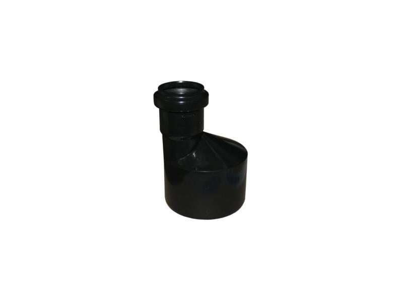Scala verwijdingsstuk 32mm/50mm polypropyleen zwart
