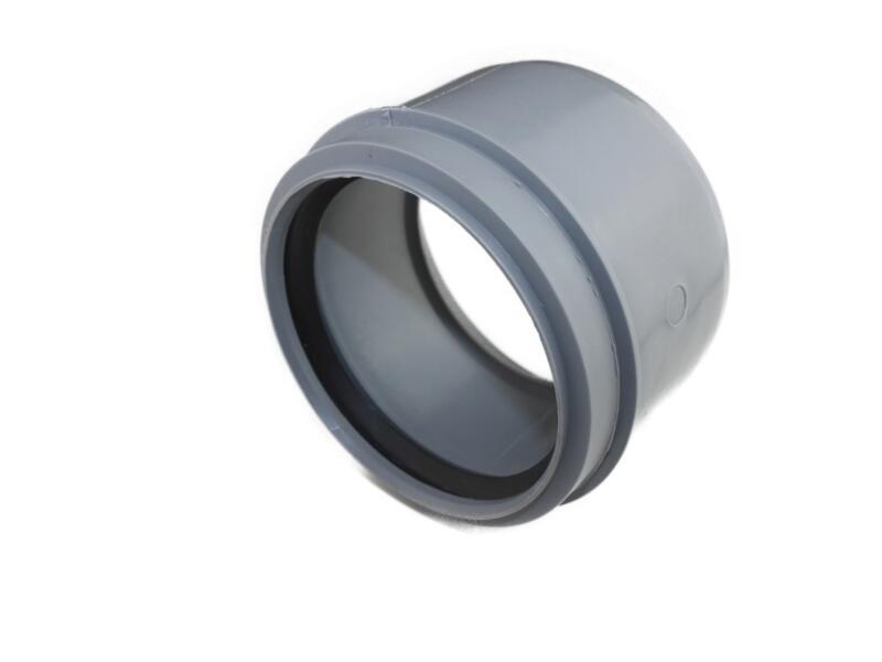 Scala verwijdingsstuk 90mm/110mm polypropyleen grijs