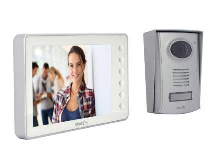 Chacon videophone 2 fils écran couleur 7''