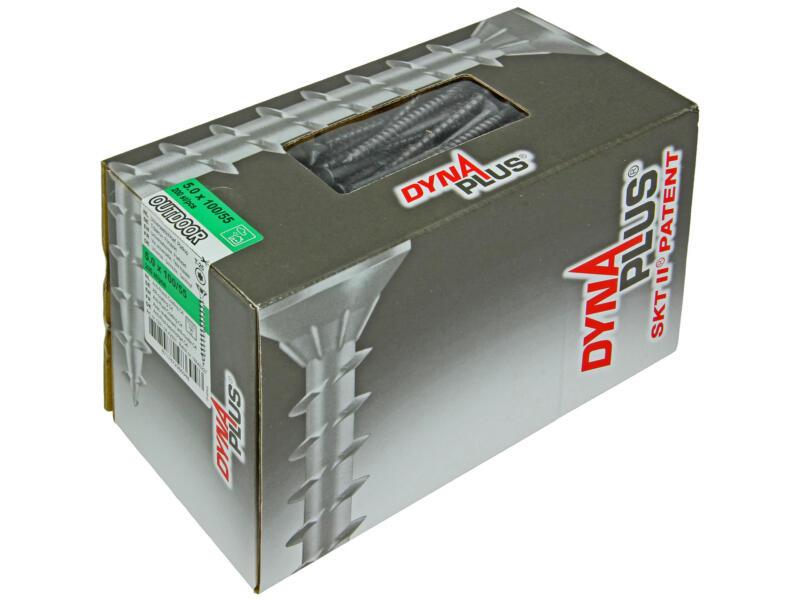Dynaplus vis T25 100x5 mm 200 pièces