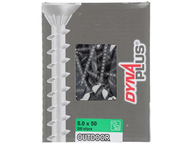Dynaplus vis T25 50x5 mm 200 pièces