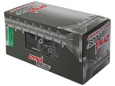 Dynaplus vis T25 80x5 mm 200 pièces