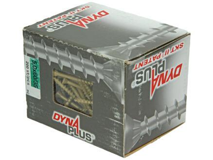 Dynaplus vis pour terrasse TX20  60x5 mm 200 pièces