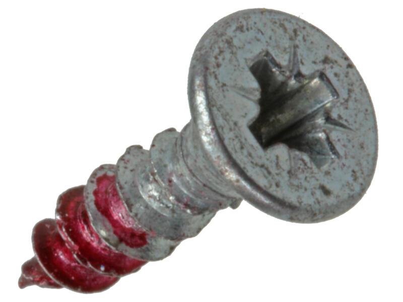 Rotadrill vis universelles PZ1 3x12 mm zingué 50 pièces