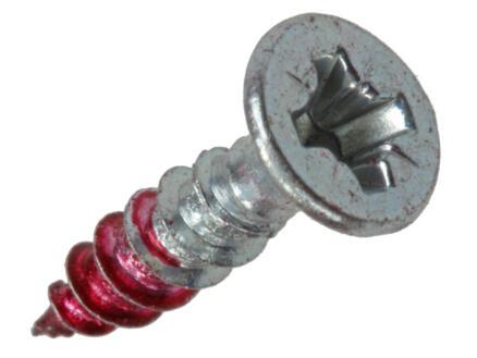 Rotadrill vis universelles PZ2 3,5x16 mm zingué 44 pièces