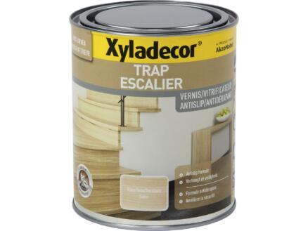 Xyladecor vitrificateur escalier antidérapant satin 0,75l