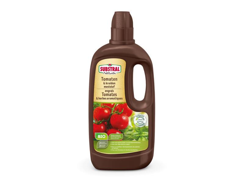 Substral vloeibare meststof voor tomaten en kruiden 1l