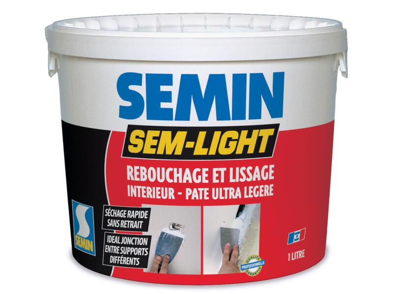 Semin vulpleister ultralicht 1l