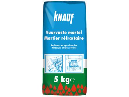 Knauf vuurvaste mortel 5kg