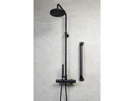 Secucare wandbeugel 60cm mat zwart