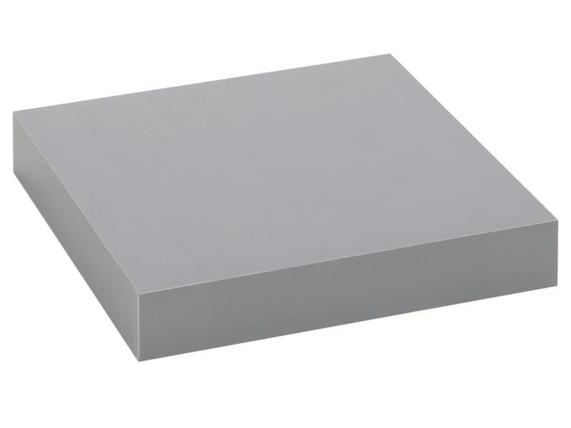 Practo Home wandtablet 23cm grijs