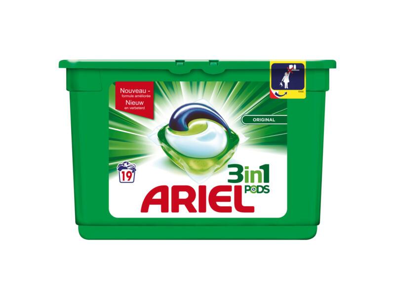 Ariel wasmiddel color 19 tabs
