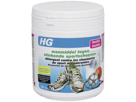 HG wasmiddel tegen stinkende sportschoenen 500g
