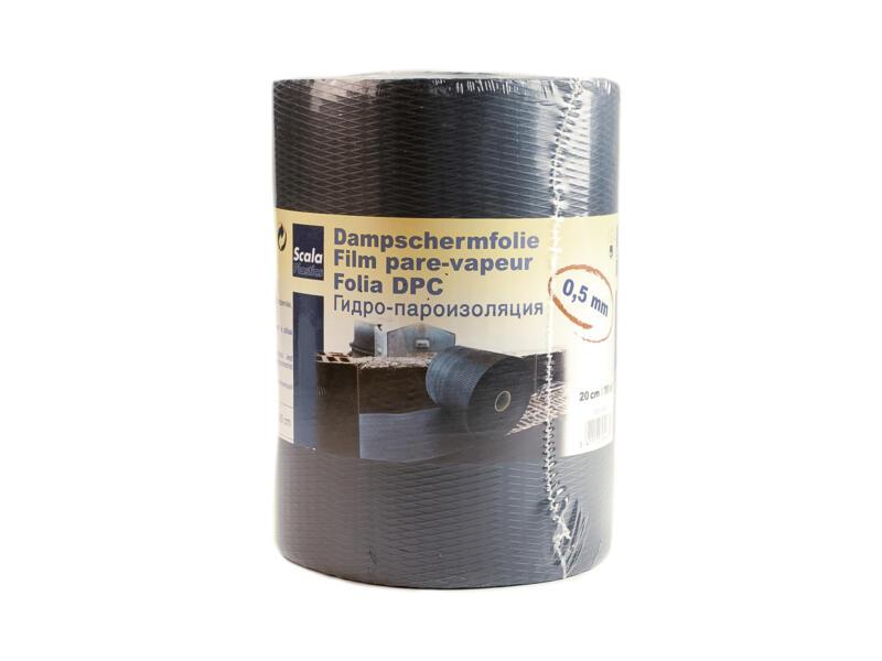 Scala waterkeringsfolie 20x3000 cm zwart