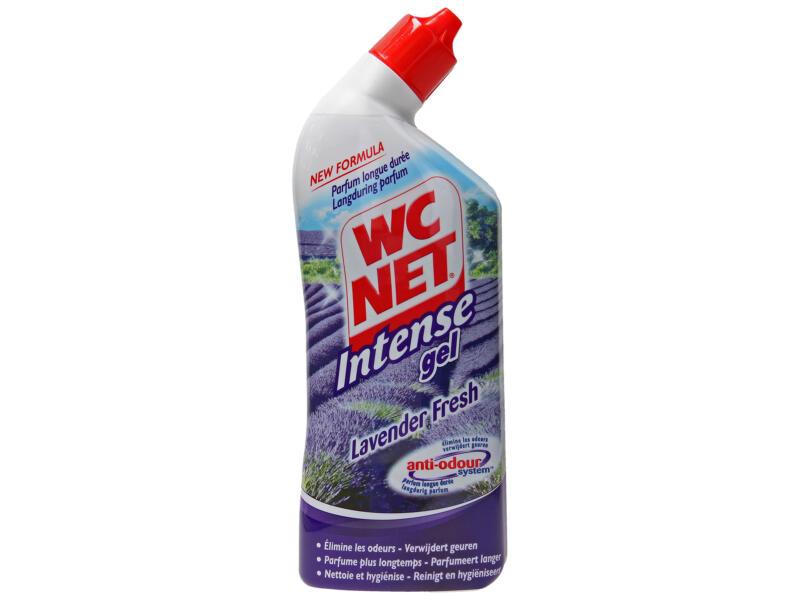 WC-net wc-reiniger gel intense lavendel 750ml