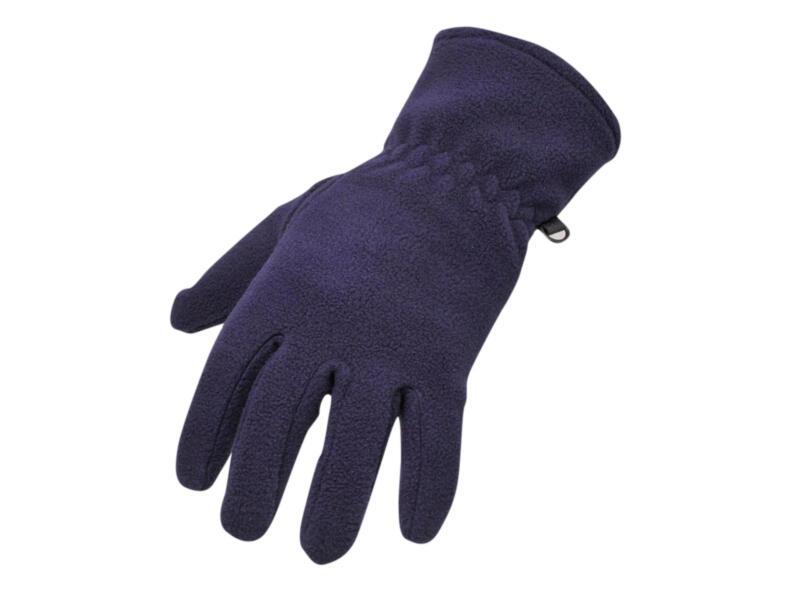Portwest winterhandschoenen fleece blauw
